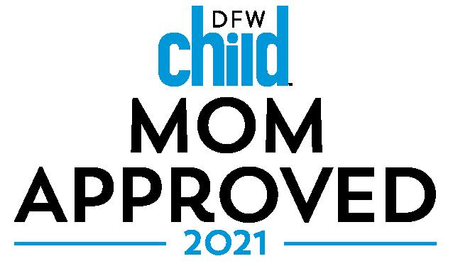 DFWChildMomApproved_2021_Logo